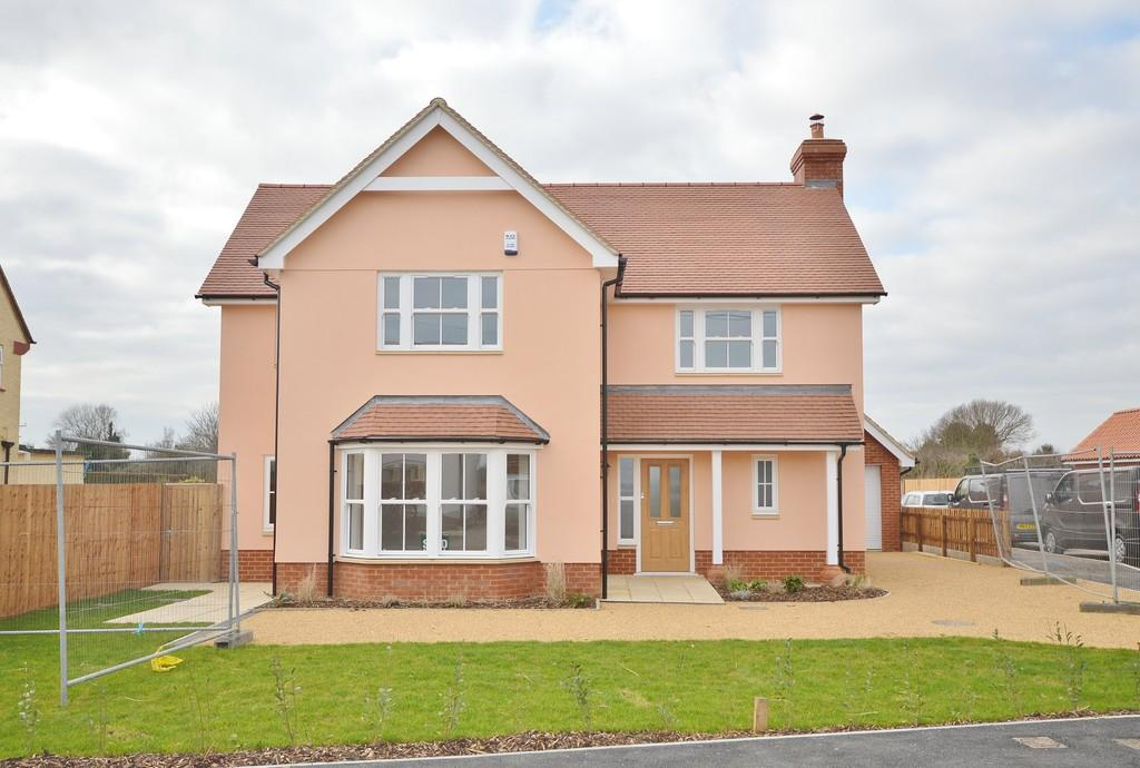5 Bedrooms Detached House for sale in Plot 1 - Heath Farm, Windmill Road, Bradfield, Manningtree
