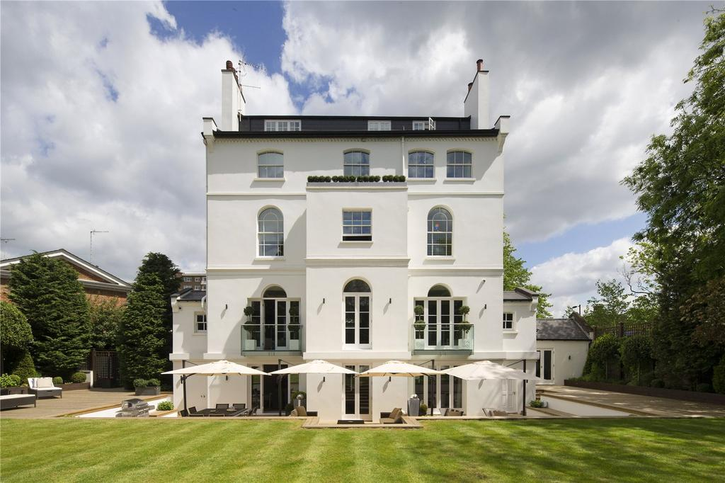 5 Bedrooms Detached House for rent in St Johns Wood Park, St John's Wood, London, NW8