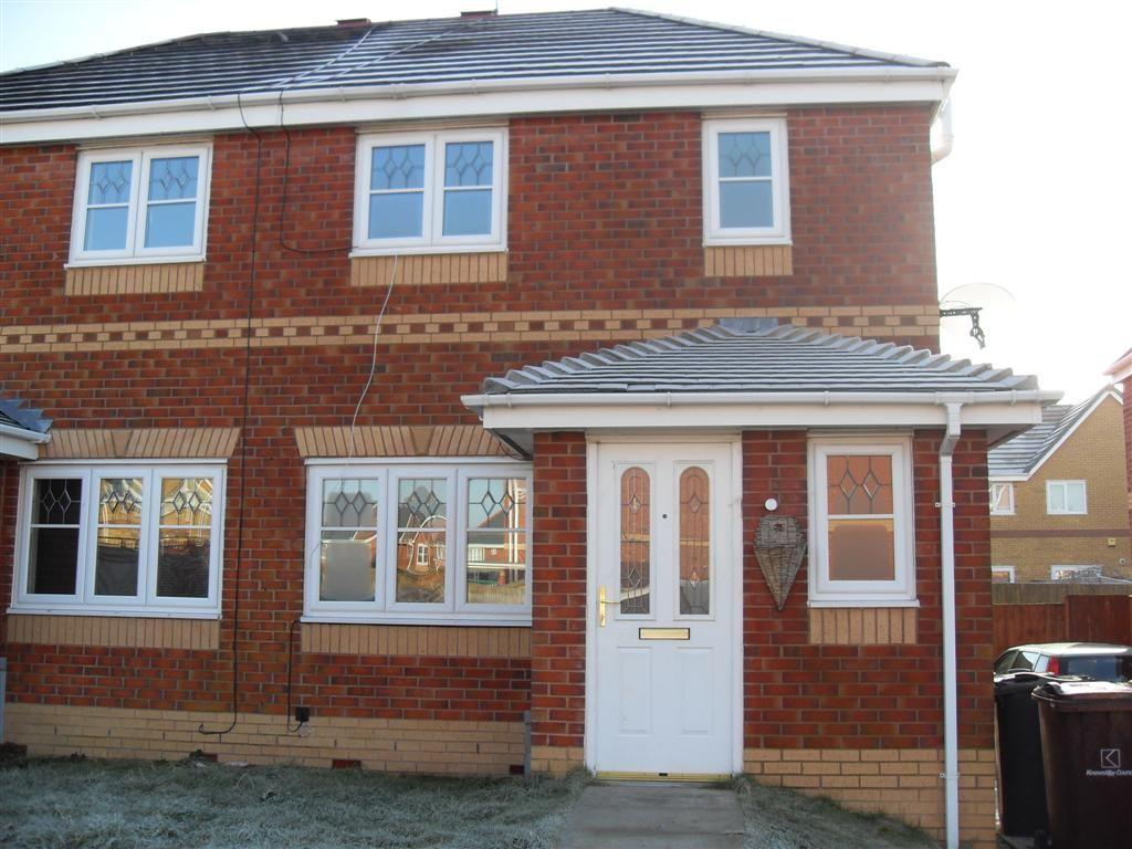 3 Bedrooms Semi Detached House for sale in Ambleside Drive