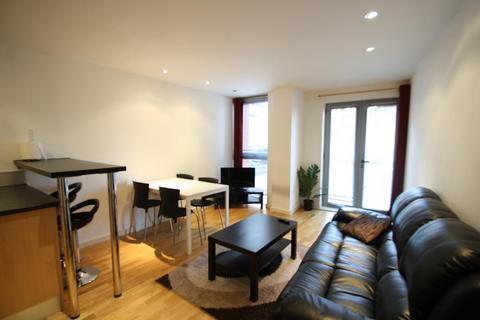 2 bedroom apartment to rent - ELBA, CITY ISLAND, LEEDS, LS12 1DD