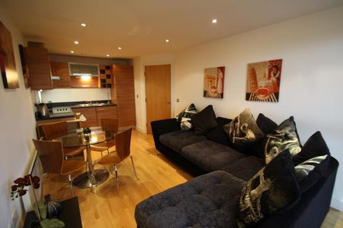1 bedroom apartment to rent - CARTIER HOUSE, THE BOULEVARD, LEEDS DOCK, LEEDS, LS10 1HY