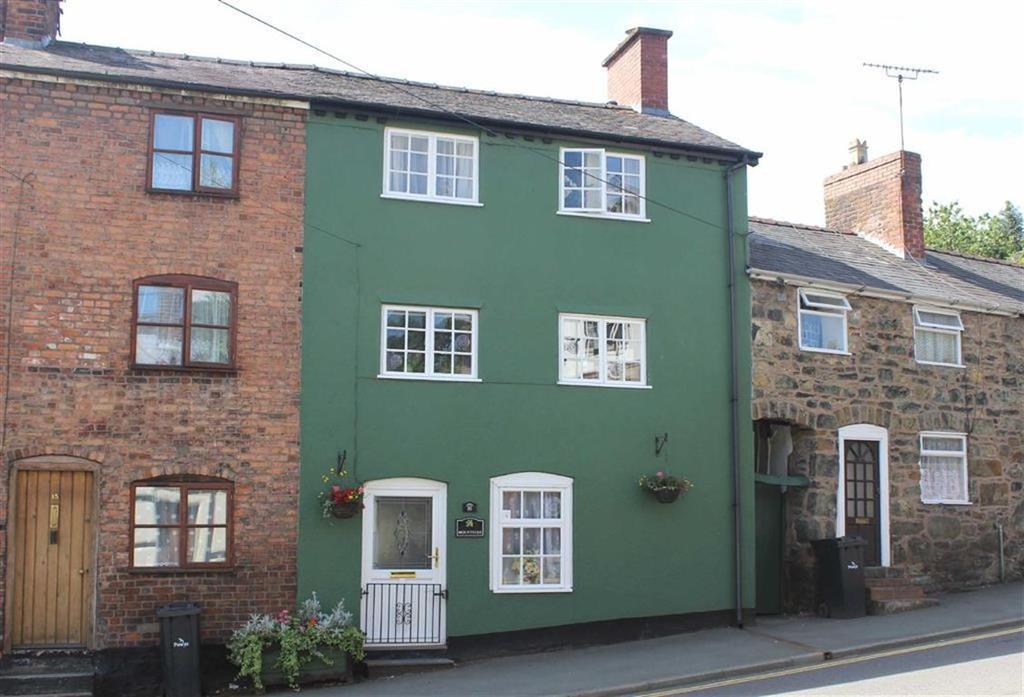 4 Bedrooms Terraced House for sale in Mount Street, Welshpool