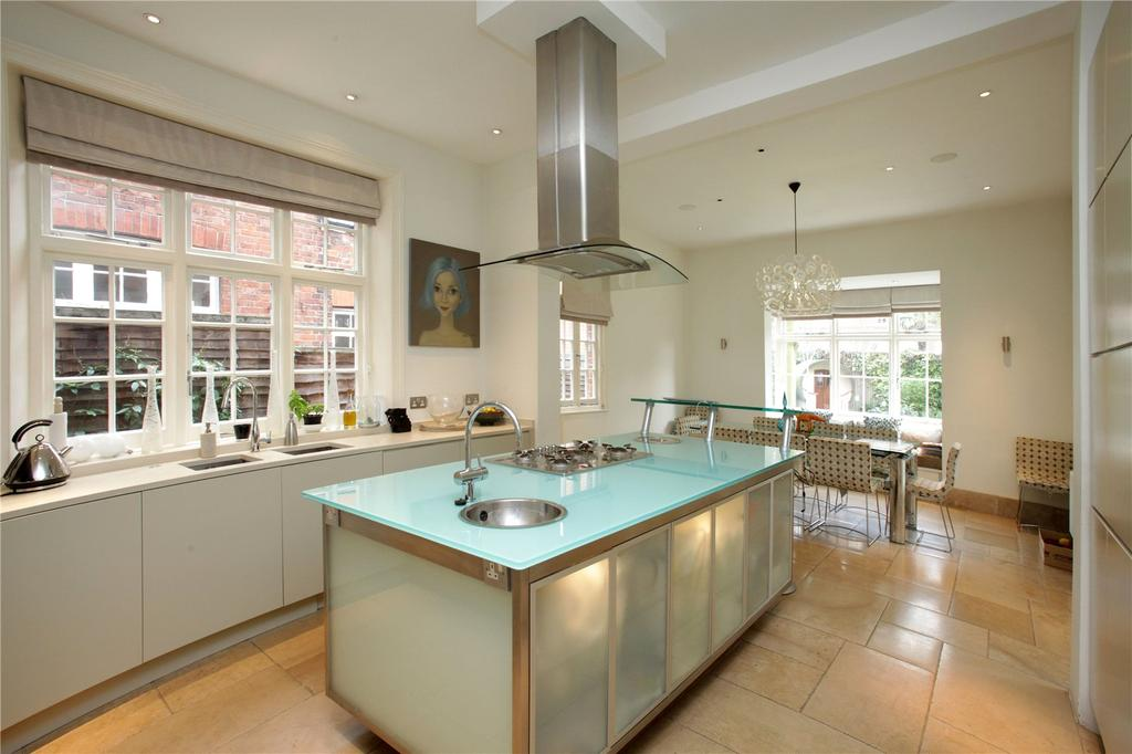 5 Bedrooms Semi Detached House for rent in Woodstock Road, Bedford Park, Chiswick, London, W4