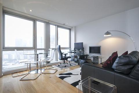 Studio to rent - Ontario Tower, Canary Wharf, E14