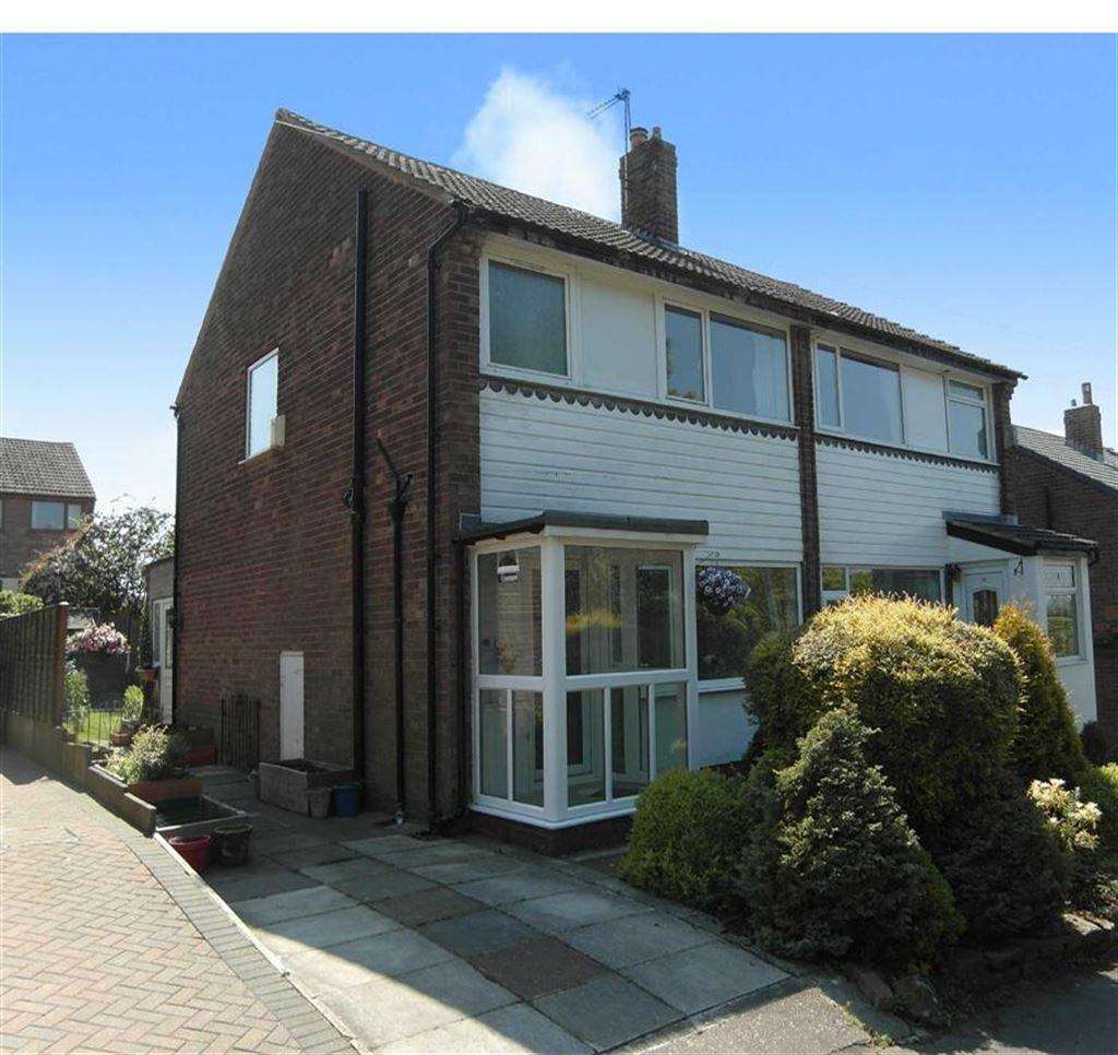 3 Bedrooms Semi Detached House for sale in Hollowhead Lane, Wilpshire