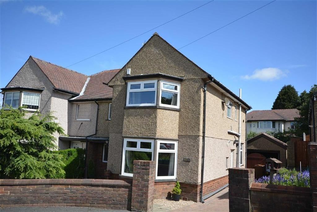 3 Bedrooms Semi Detached House for sale in Ryburn Avenue, Blackburn