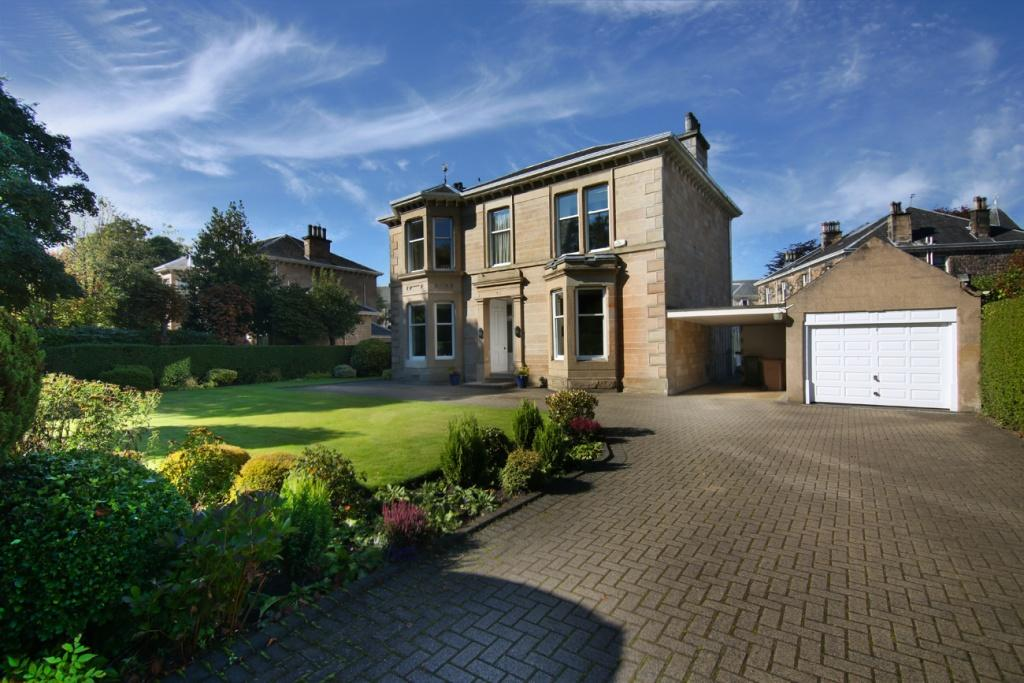 4 Bedrooms Detached Villa House for sale in Dunolly,82 St Andrews Drive, Pollokshields, G41 4EQ