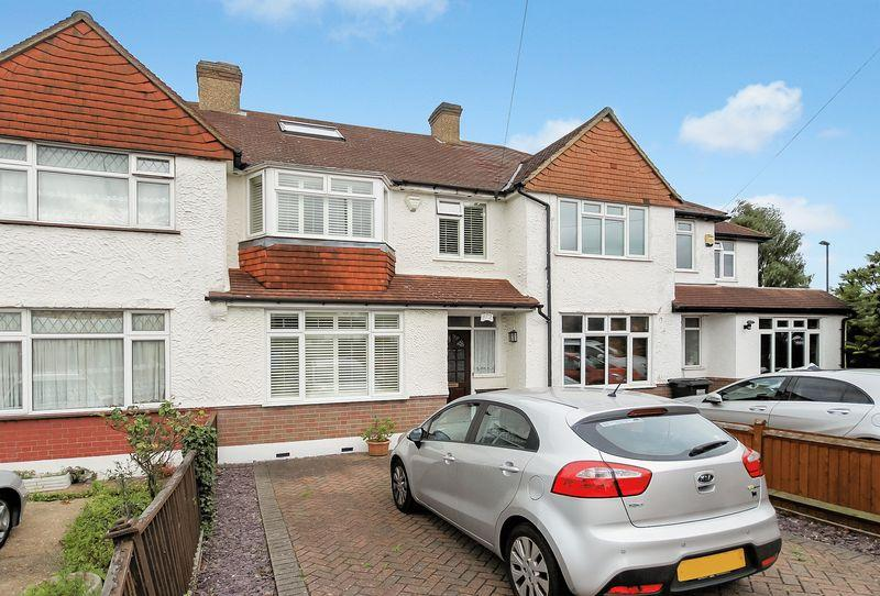 4 Bedrooms Terraced House for sale in The Glade, Shirley