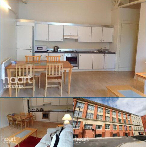 2 bedroom flat to rent - The Atrium, Morledge Street