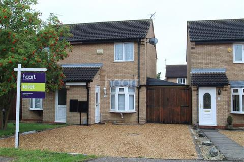 2 bedroom semi-detached house to rent - Uldale Way