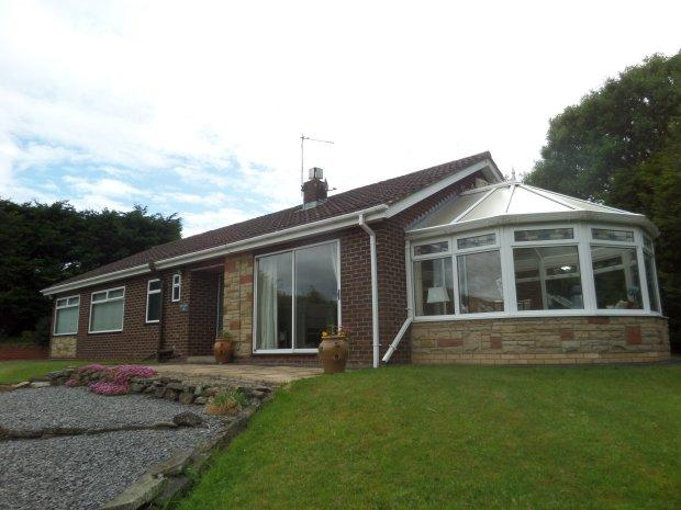 3 Bedrooms Detached Bungalow for sale in WEST AUCKLAND ROAD, SHILDON, BISHOP AUCKLAND