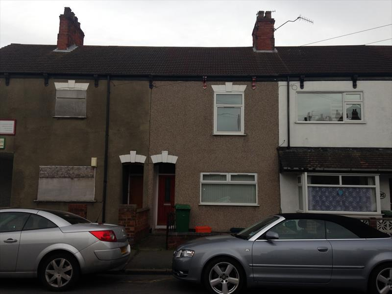 3 Bedrooms Terraced House for sale in Heneage Road, Grimsby DN32