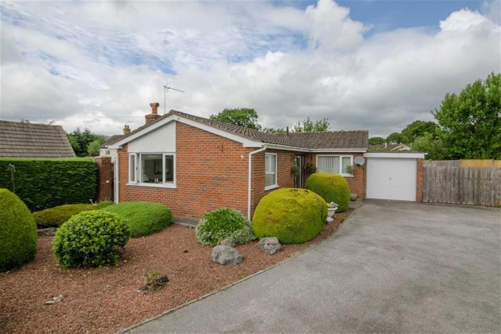 3 Bedrooms Detached Bungalow for sale in Bromfield Close, Mold, Mold
