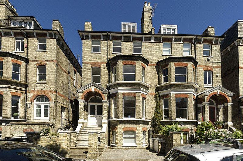 6 Bedrooms Terraced House for sale in Cannon Place, Hampstead, London, NW3