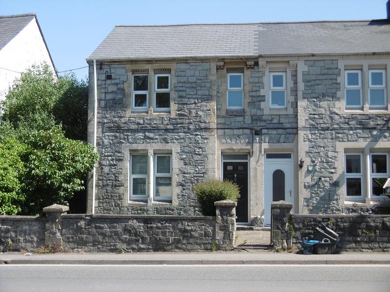 2 Bedrooms End Of Terrace House for sale in Cowbridge Road, Bridgend.