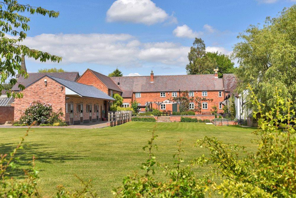 6 Bedrooms Detached House for sale in Orton-on-the-Hill, Atherstone, Leicestershire