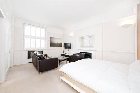 Studio to rent - Lowndes Street, Knightsbridge, London
