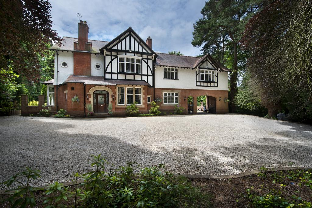 5 Bedrooms Detached House for sale in Streetly Wood, Streetly, Sutton Coldfield