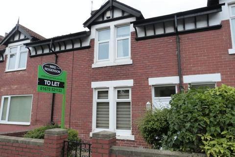 3 bedroom terraced house to rent - Wansbeck Road, Ashington - Three Bedroom Terrace House