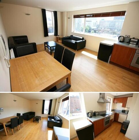 2 bedroom apartment to rent - Jutland Street, Manchester M1