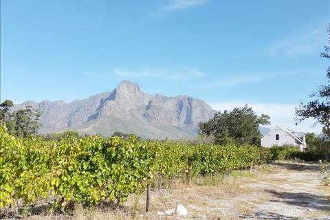 4 bedroom farm house  - Franschhoek, Cape Town