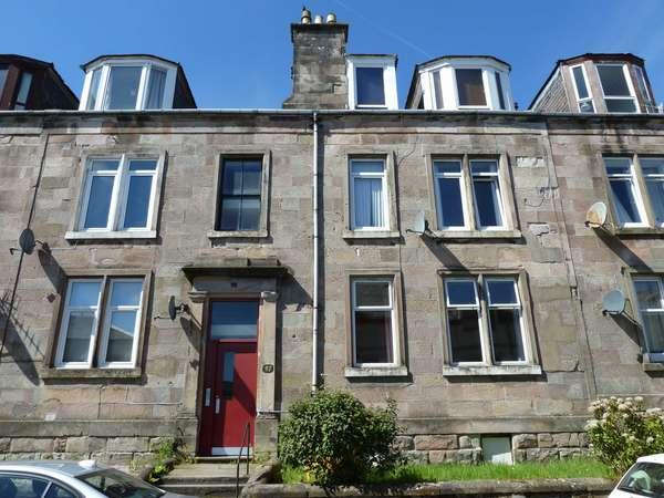 2 Bedrooms Flat for sale in 37B Royal Street, Gourock, PA19 1PW