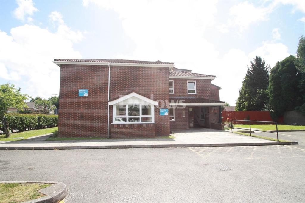 1 Bedroom Flat for sale in Restway Court, Danescourt , Llandaff