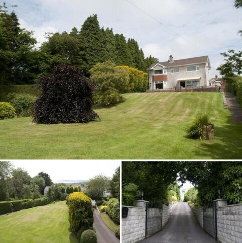 4 bedroom detached house for sale - Heaton Rise, Gower Road