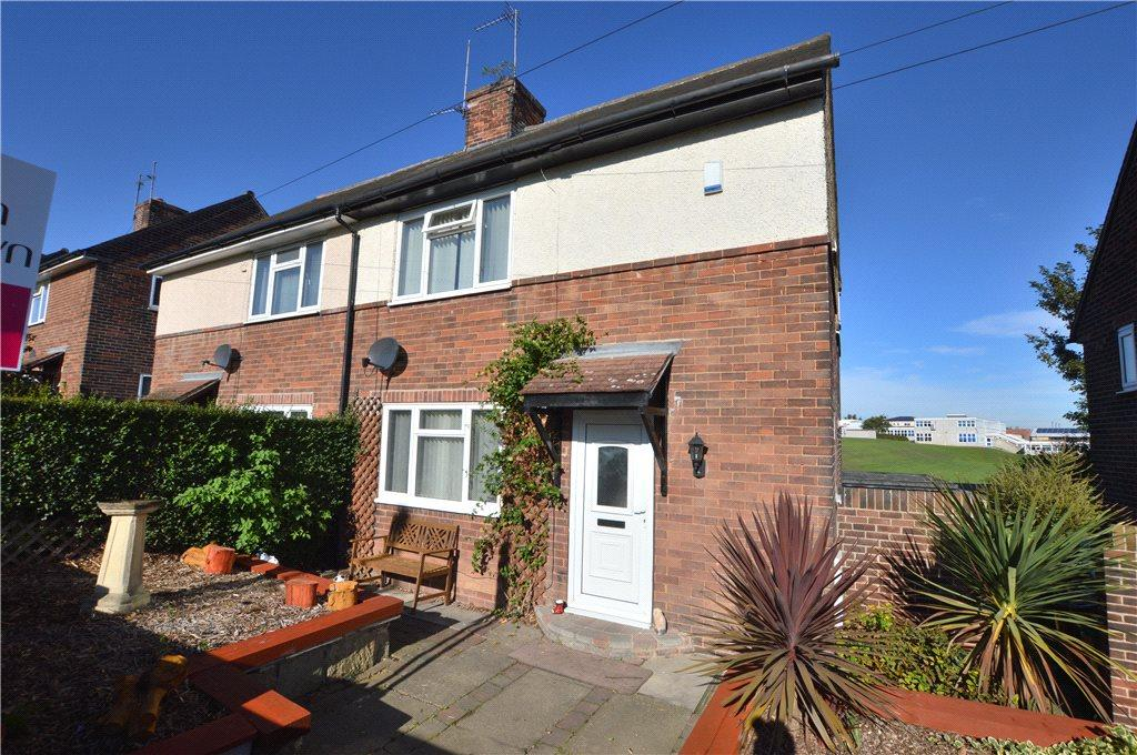 2 Bedrooms Semi Detached House for sale in Park Lodge Lane, Wakefield, West Yorkshire