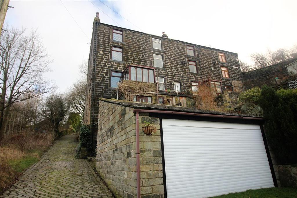 2 Bedrooms End Of Terrace House for sale in Lane Square, Walsden, Todmorden