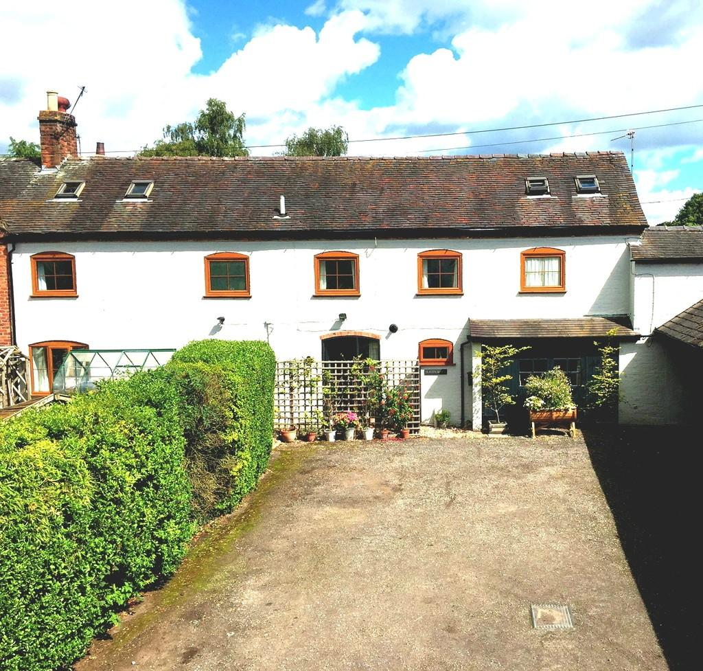 3 Bedrooms Barn Conversion Character Property for sale in Adderley, Shropshire