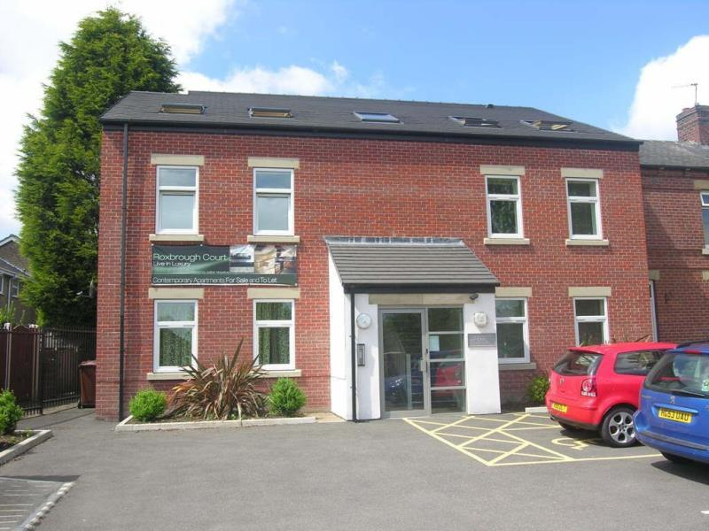 2 Bedrooms Apartment Flat for sale in ROXBROUGH COURT, BROOKDALE AVENUE, OSSETT, WF5 9QX