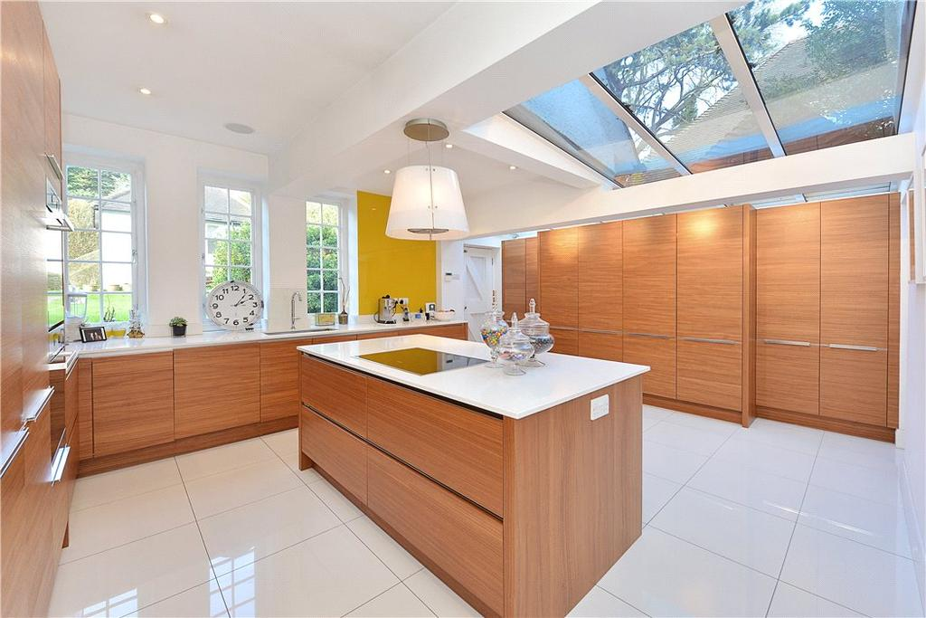 6 Bedrooms Detached House for sale in The Bishops Avenue, Hampstead Garden Suburb, London, N2