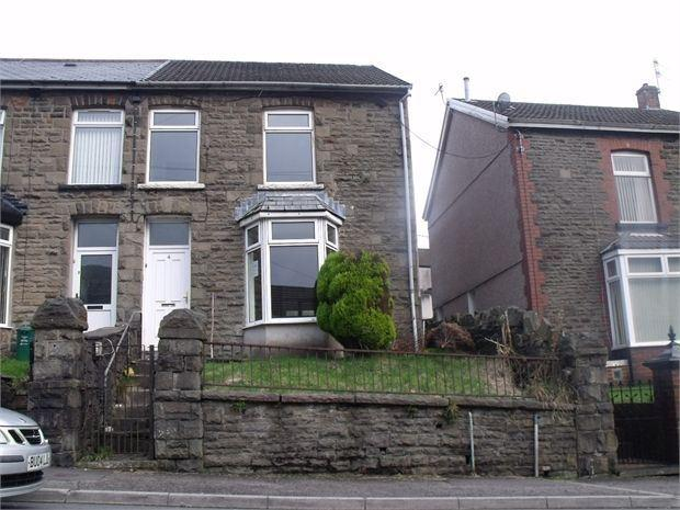 3 Bedrooms Terraced House for rent in St Albans, Treherbert, Rhondda Cynon Taff, CF42 5DD