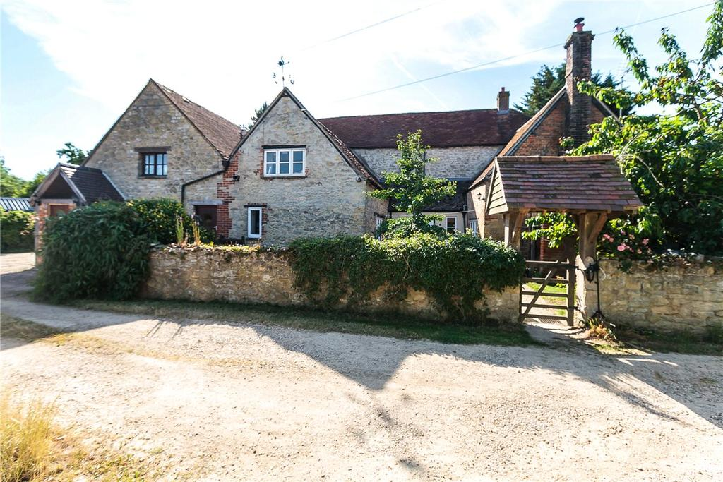 4 Bedrooms Detached House for sale in Waterperry, Oxford, Oxfordshire, OX33
