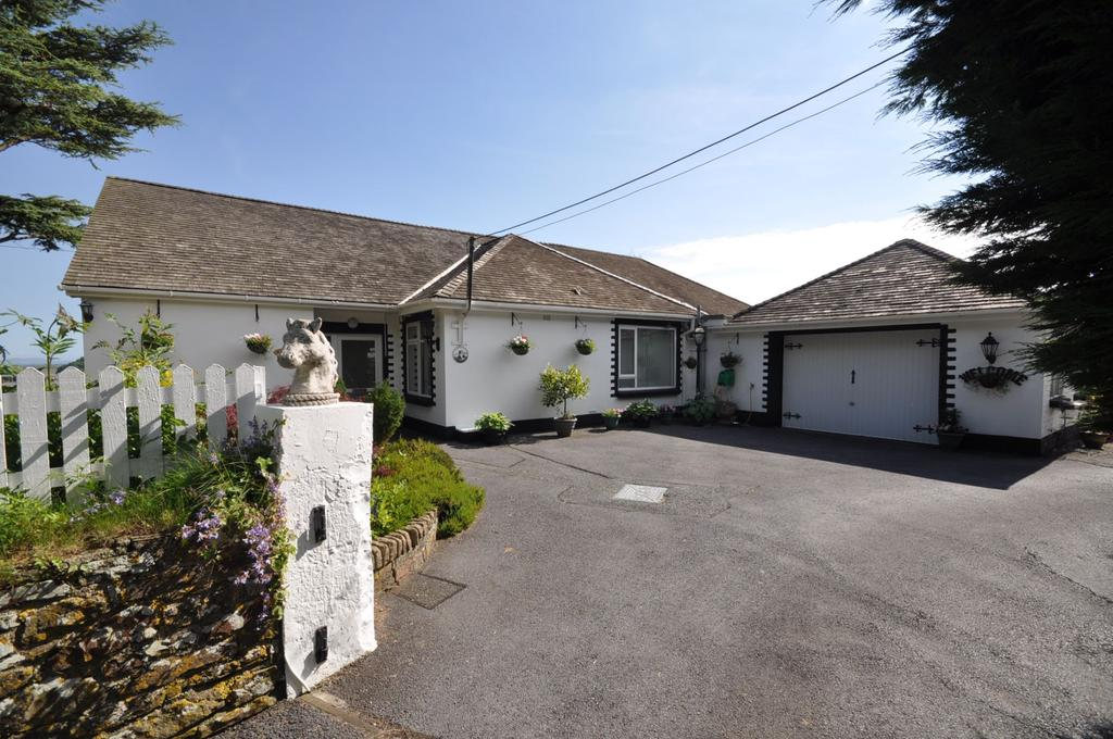 6 Bedrooms Detached House for sale in Keepers Cottage, Laugharne, Carmarthenshire, SA33 4QN