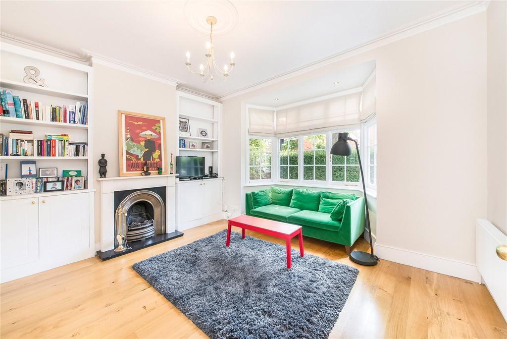 4 Bedrooms Detached House for rent in Roman Road, London, W4