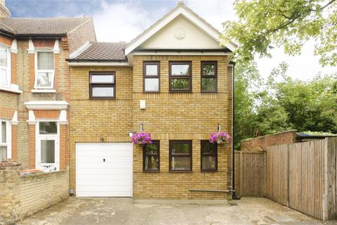 4 bedroom end of terrace house to rent - Latimer Road, Forest Gate, London, E7
