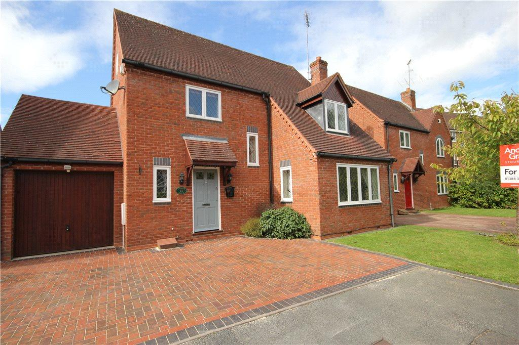 4 Bedrooms Detached House for sale in Mill Fields, Kinver, Stourbridge, DY7