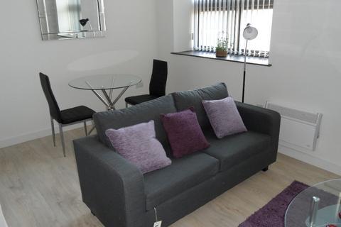 Studio to rent - Apt 302 2 Mill Street,  City Centre, BD1