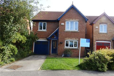 4 bedroom detached house to rent - REDGRAVE CLOSE, YORK, YO31 8SX