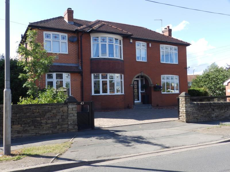 4 Bedrooms Detached House for sale in NORTHFIELD LANE, HORBURY, WAKEFIELD, WF4 5HU