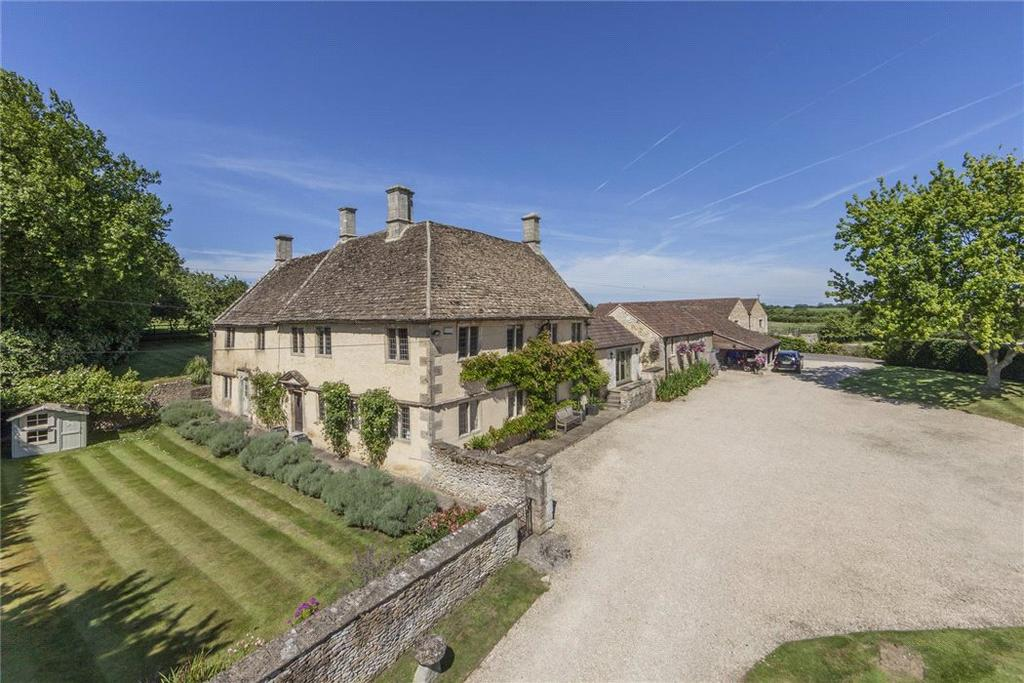 6 Bedrooms Detached House for sale in Draycot Cerne, Chippenham, Wiltshire, SN15