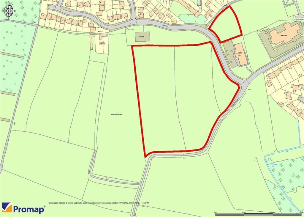 Land Commercial for sale in Lowfield Lane, Balderton, Nottinghamshire, NG24