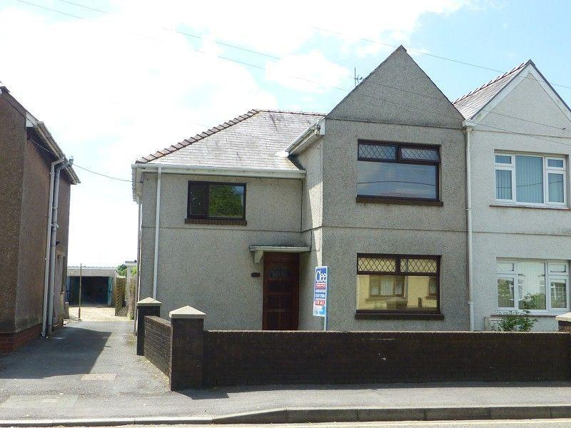 3 Bedrooms Semi Detached House for sale in Tirydail Lane, Ammanford, Carmarthenshire.