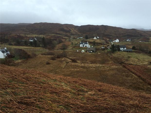 Land Commercial for sale in Tarskavaig, Isle of Skye, Highland
