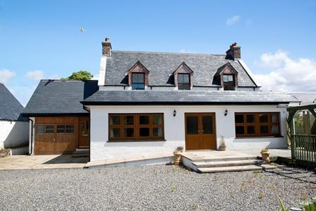 4 Bedrooms Semi Detached House for sale in Sunnyside and Heatherside, Poolewe, Achnasheen, IV22