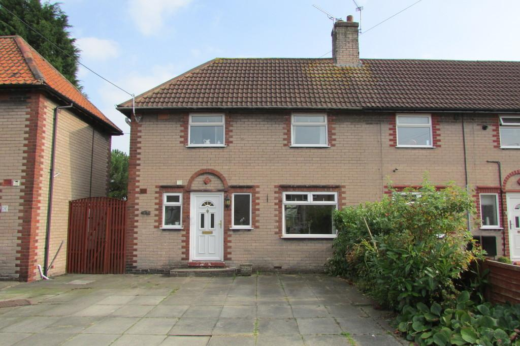 3 Bedrooms End Of Terrace House for sale in Melchett Crescent, Rudheath