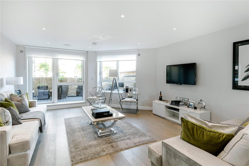 3 Bedrooms Flat for sale in Ashburnham Mews, Westminster, London, SW1P