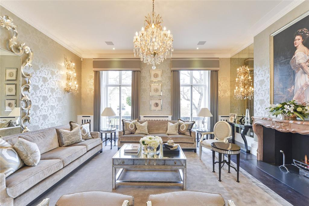 6 Bedrooms Unique Property for sale in Chester Square, Belgravia, London, SW1W